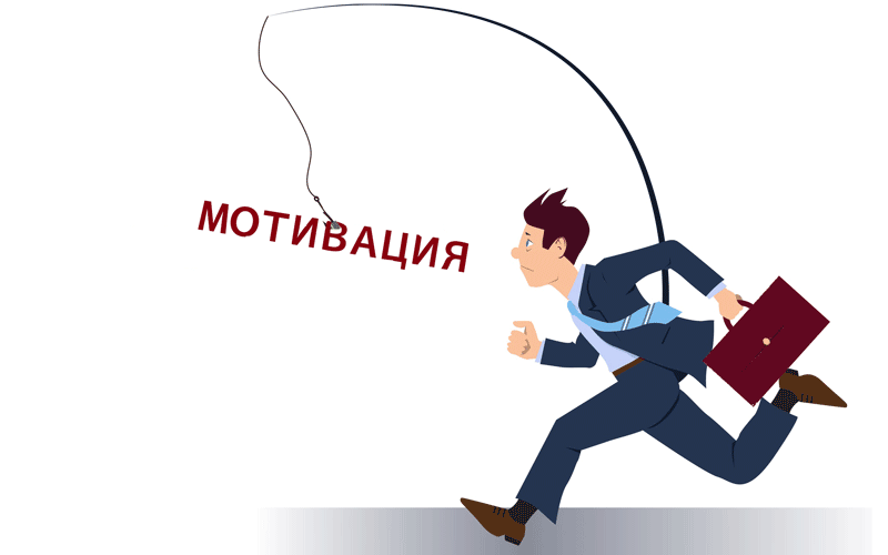 мотивация работников